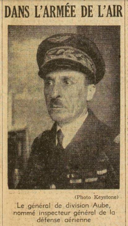 Les officiers généraux de l'armée de l'air 1939 1940 Gzonz803