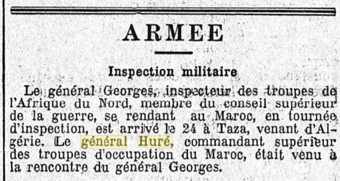 Général Huré Gzonz815