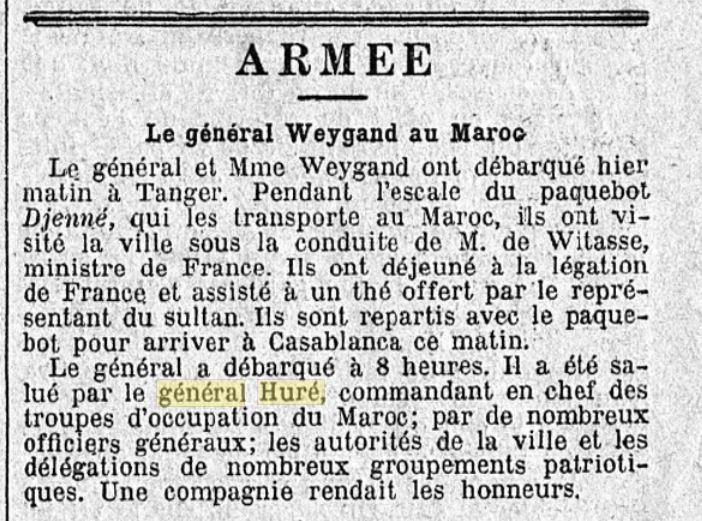 Général Huré Gzonz832