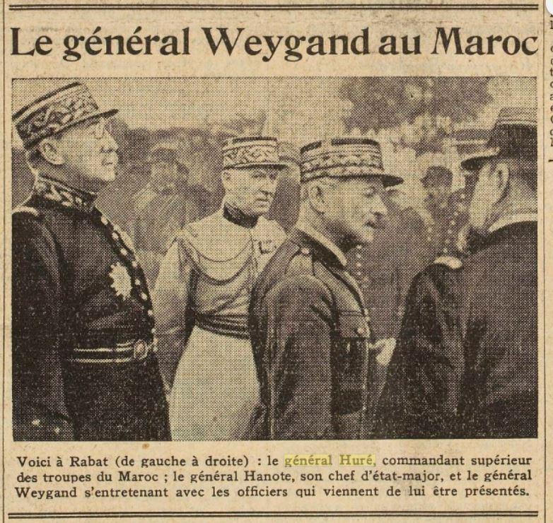 Général Huré Gzonz835