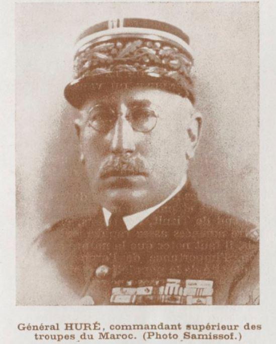 Général Huré Gzonz840
