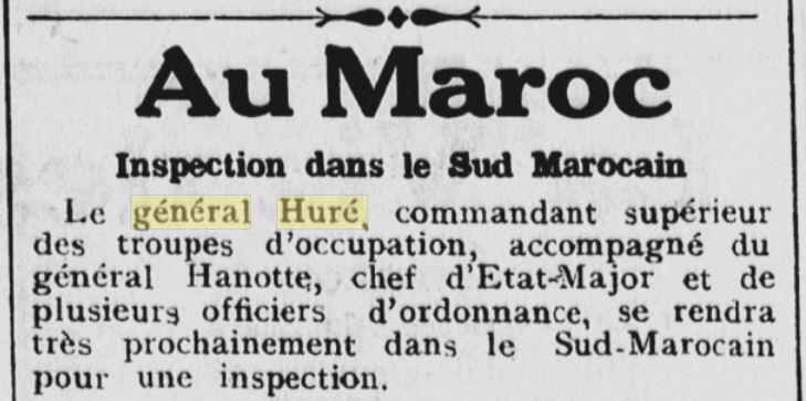 Général Huré Gzonz841