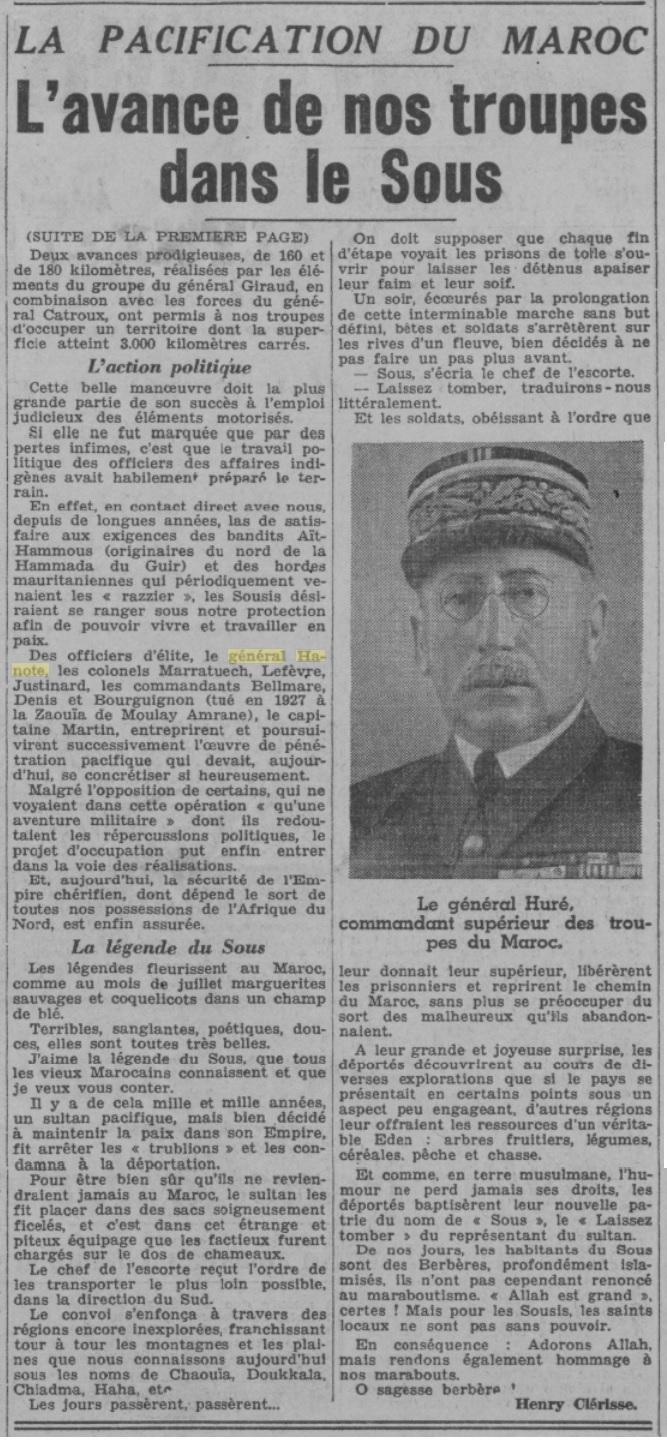 Général Huré Gzonz844