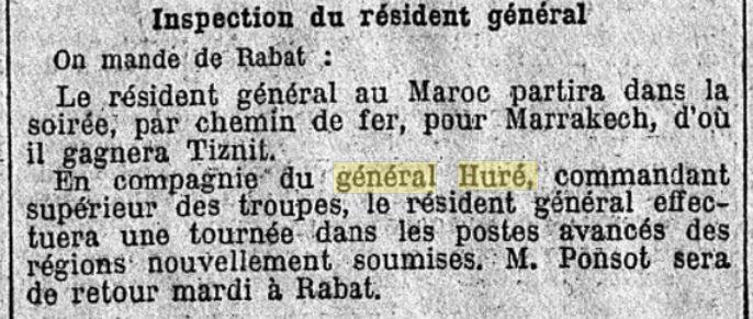 Général Huré Gzonz847