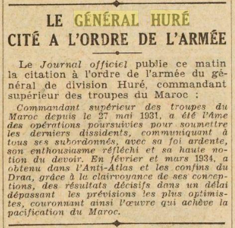 Général Huré Gzonz852