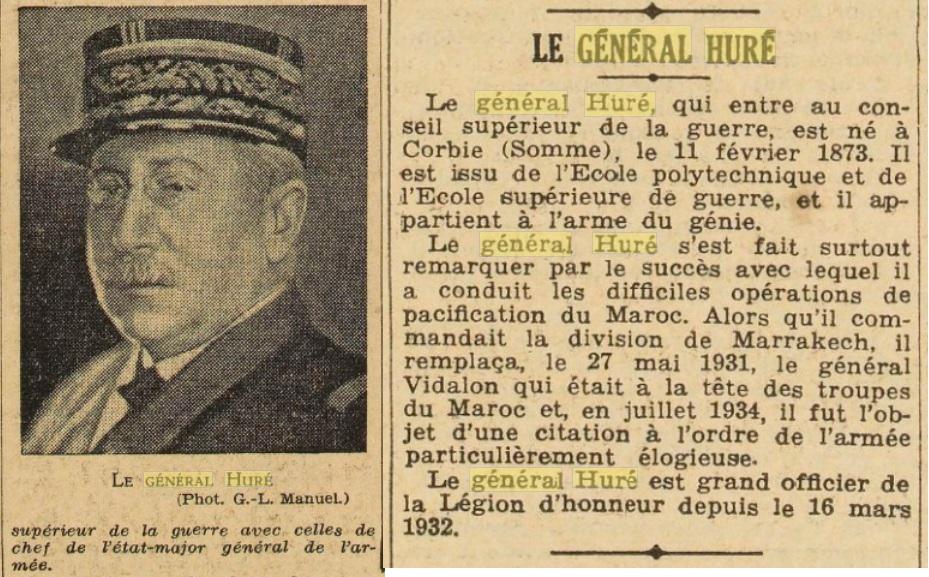 Général Huré Gzonz883