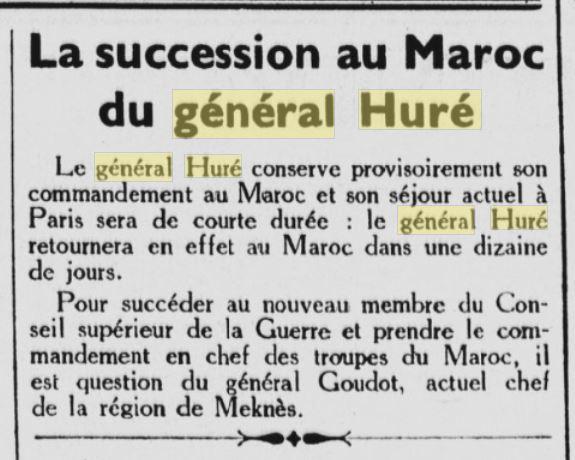 Général Huré Gzonz887