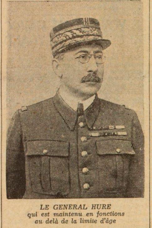 Général Huré Gzonz888