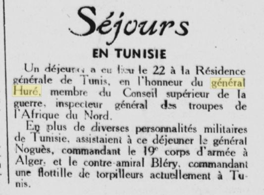 Général Huré Gzonz894