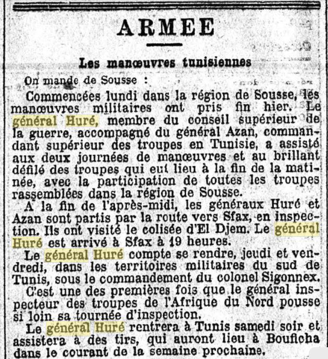 Général Huré Gzonz895