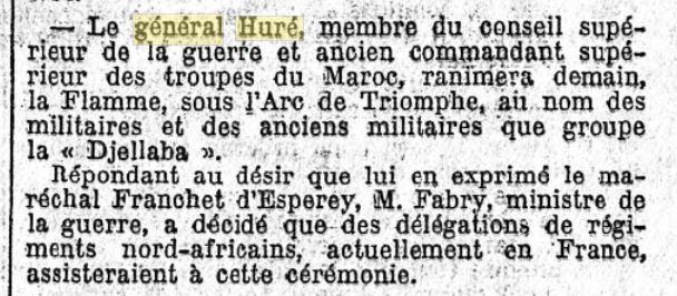 Général Huré Gzonz899