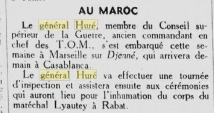 Général Huré Gzonz902