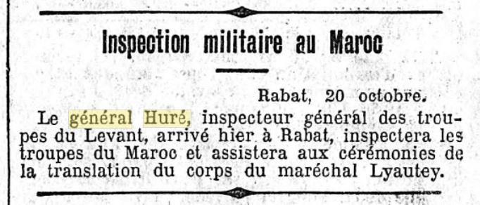 Général Huré Gzonz903