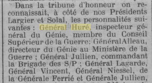 Général Huré Gzonz930