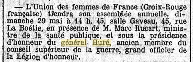 Général Huré Gzonz936