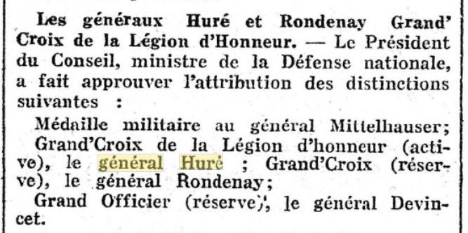 Général Huré Gzonz942