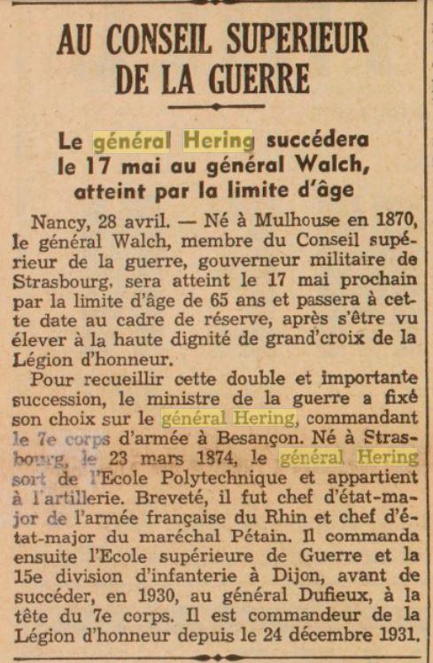 Général Héring Gzonzo62