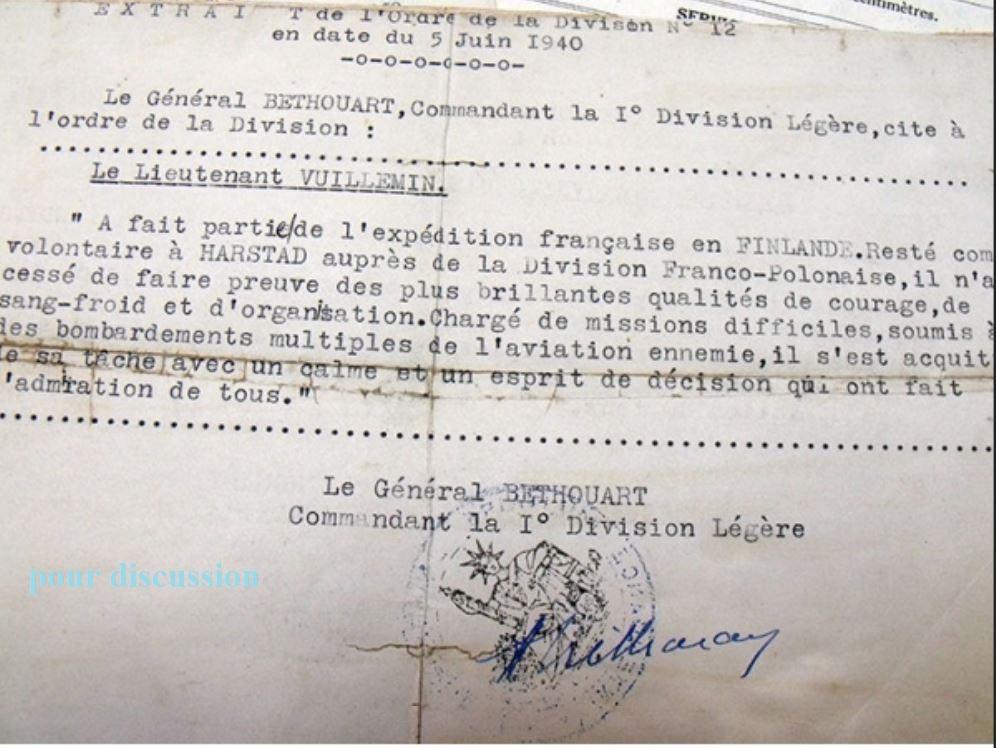 Insigne des Français en Finlande ? - Page 2 Lot-de11