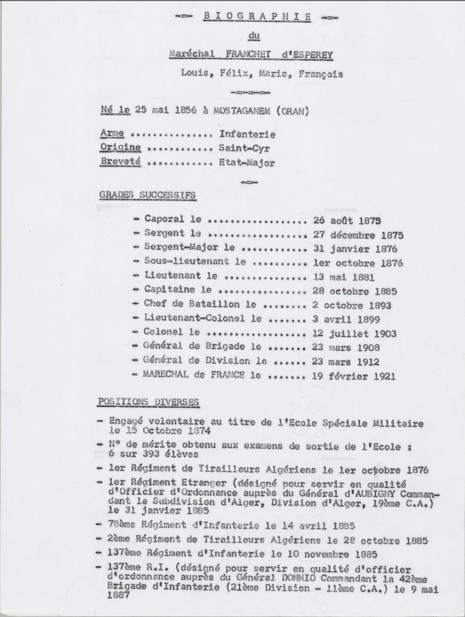 Maréchaux de France 1939-1940 Marzoc11