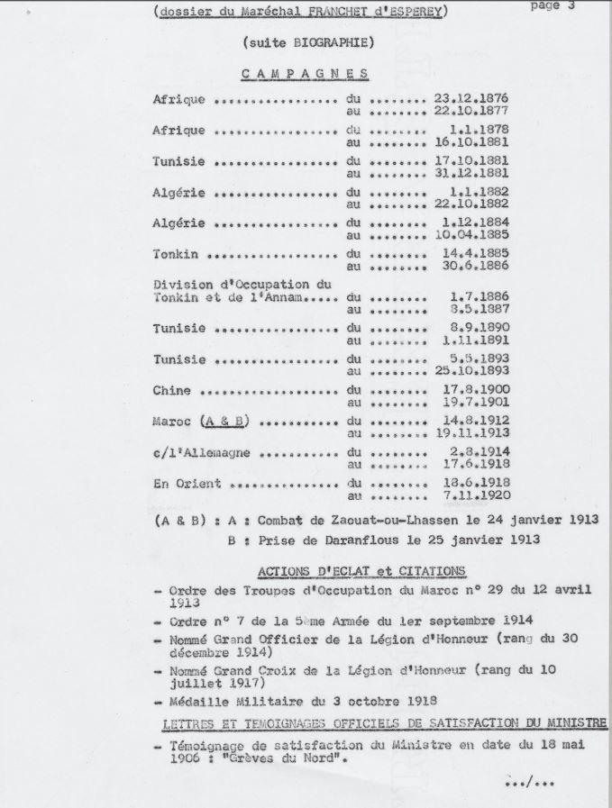Maréchaux de France 1939-1940 Marzoc13