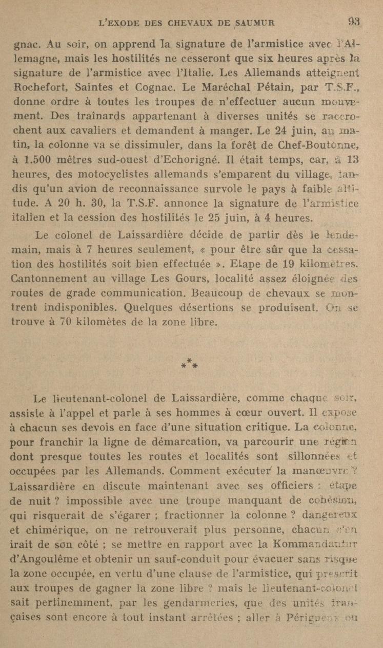 Le Colonel Charles Michon Chef des Cadets de Saumur... 2021. Revue_15