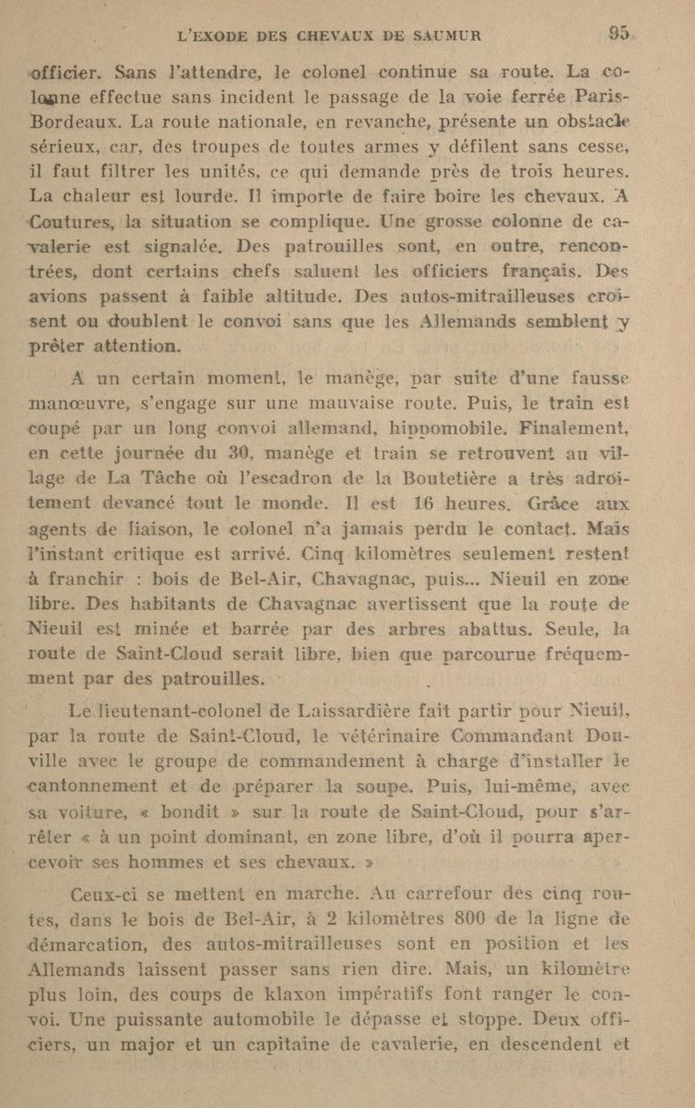 Le Colonel Charles Michon Chef des Cadets de Saumur... 2021. Revue_16