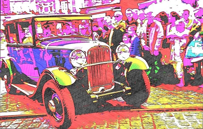 voiture vue a Béthune rétro .... Ok_rev38