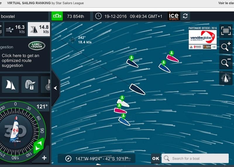 [Vendée Globe Virtuel 2016] La course sur VR - Page 22 Group110