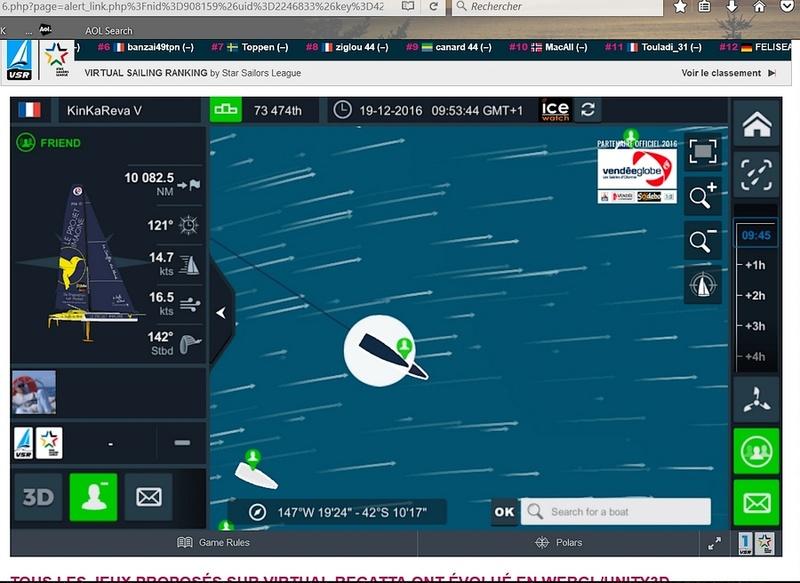 [Vendée Globe Virtuel 2016] La course sur VR - Page 22 Group210