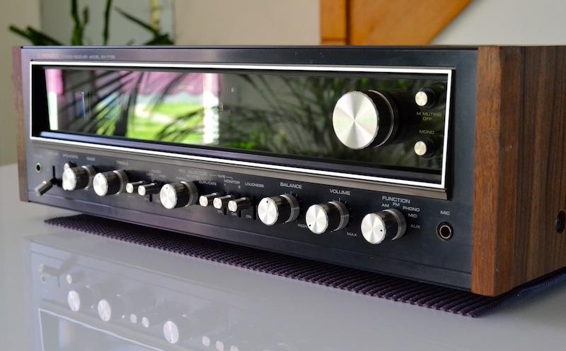 Receiver Pioneer SX-7730 Dsc_0413