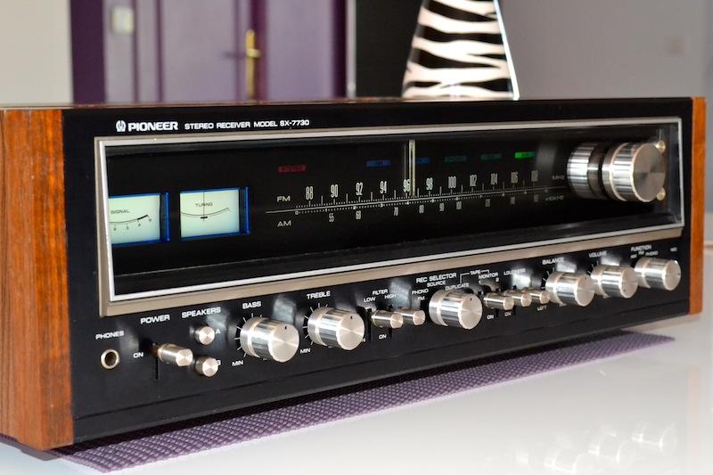 Receiver Pioneer SX-7730 Dsc_0414