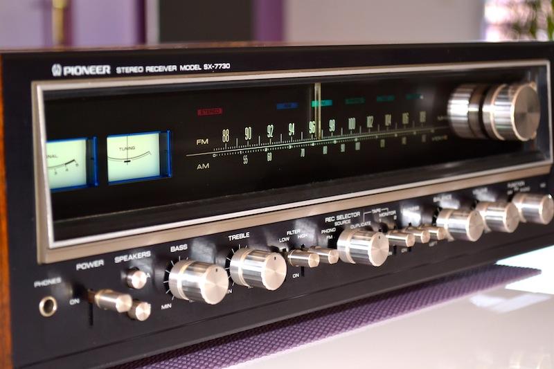 Receiver Pioneer SX-7730 Dsc_0416