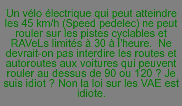Vélo à assistance électrique (VAE) Speed_11