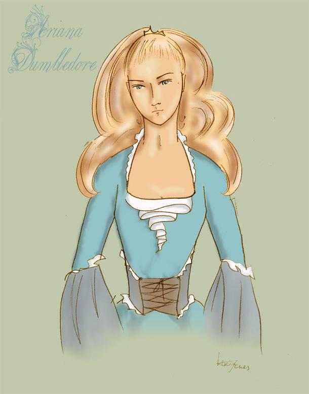Jeu des dessins HP! ^^ - Page 39 Ariana10