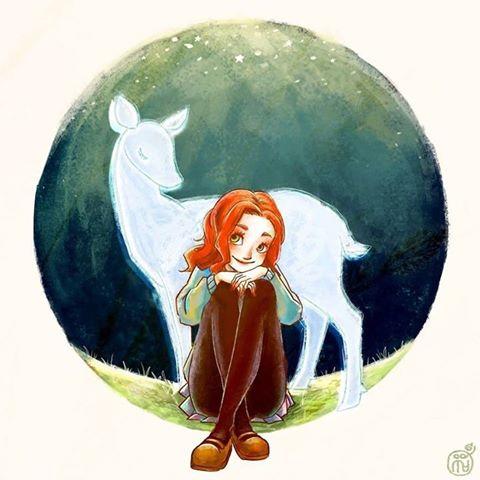 Jeu des dessins HP! ^^ - Page 4 Lily10