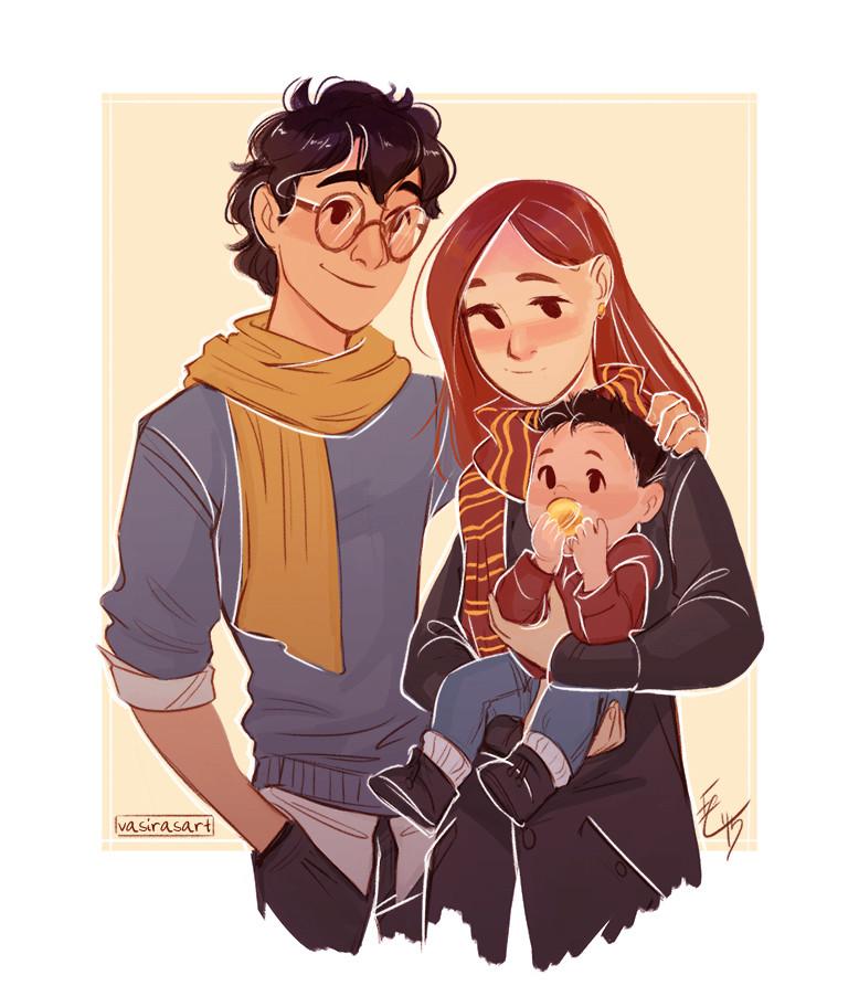 Jeu des dessins HP! ^^ - Page 40 Tumblr25