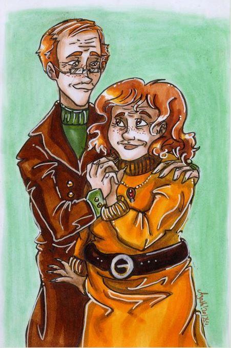 Jeu des dessins HP! ^^ - Page 2 Weasle10