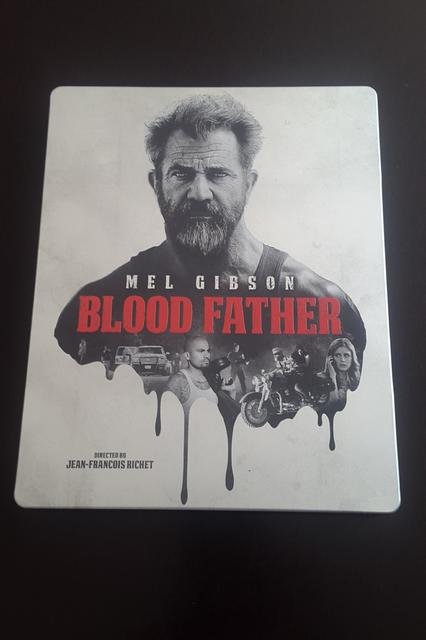 Blood Father : Edition Steelbook 14195910