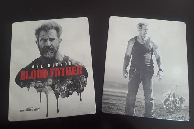Blood Father : Edition Steelbook 14372210