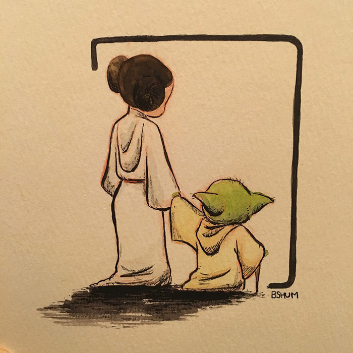 Hommages à Carrie Fisher 1956 - 2016 - Page 2 Artist16
