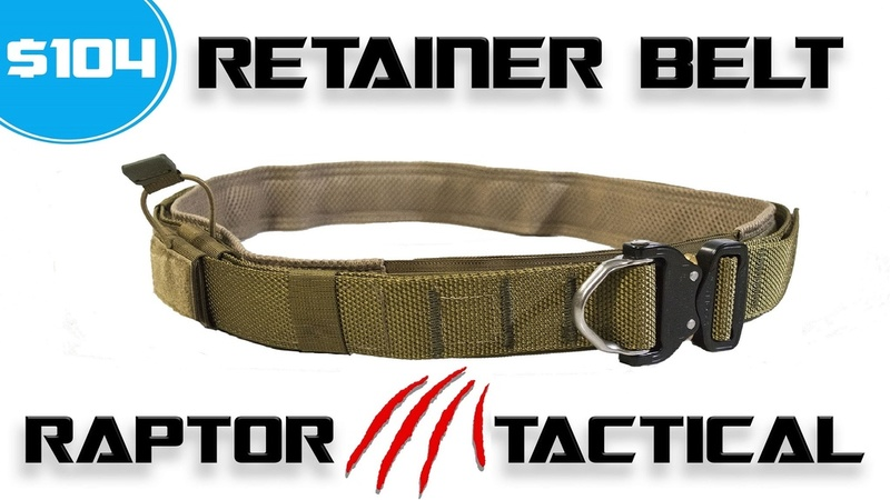 Raptor Tactical Kickstarter Program - Support A Veteran Owned Company 0b3fcb10