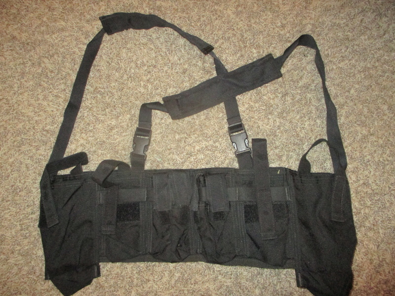 Black Chest Rig - Unknown Maker Img_1110