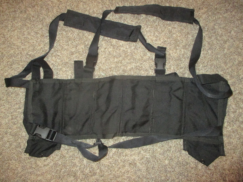 Black Chest Rig - Unknown Maker Img_1111