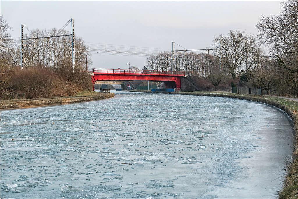 Le pont rouge Projet18