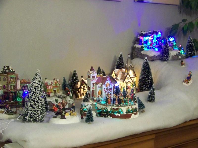 Village Noel miniature 101_3910