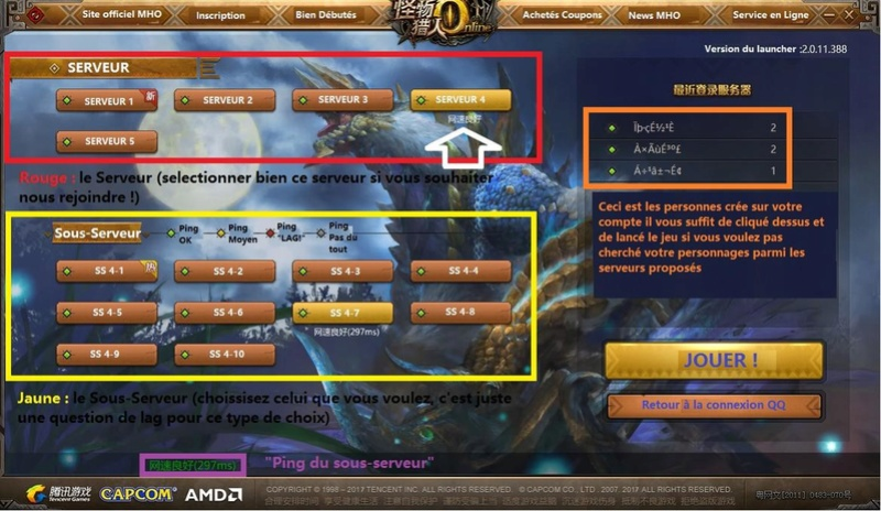 [ Mort du jeu ] Installer : Monster Hunter Online Mho10