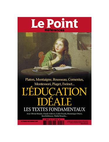 Hors-série Le Point : L'éducation idéale L-educ10