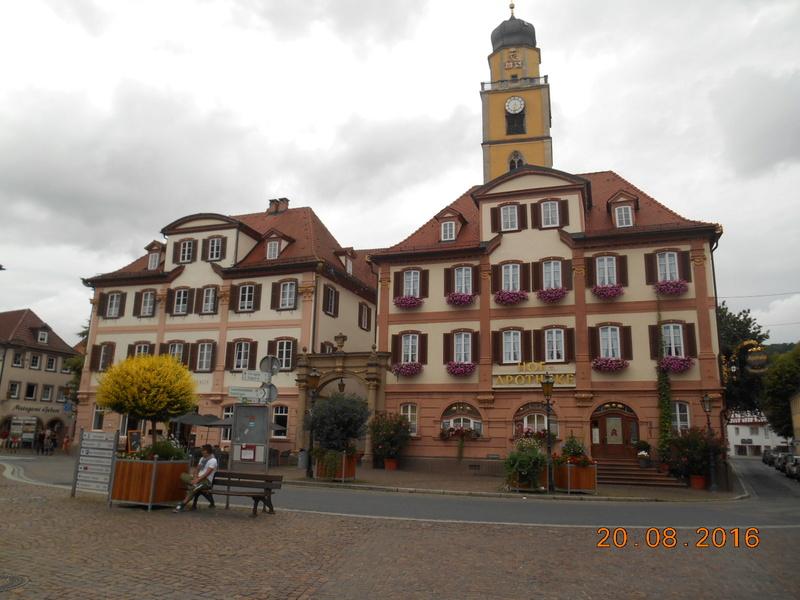 Bad Mergentheim (Germania) Dscn1521