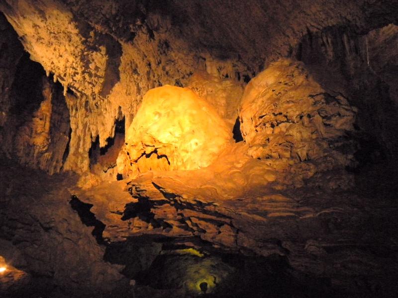 22/1 Escursione tra boschi e miniere (Domusnovas, CI) Grotta10