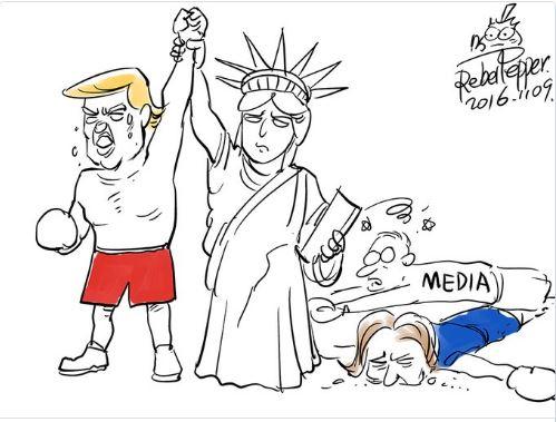 HUMOUR EN VRAC - Page 6 Trump110